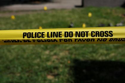 Разъяренный техасец пристрелил возлюбленную на глазах у детей