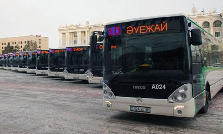 Льготников в Астане обяжут пользоваться электронными картами в автобусах