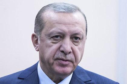 Эрдоган предупредил Путина о будущем Сирии