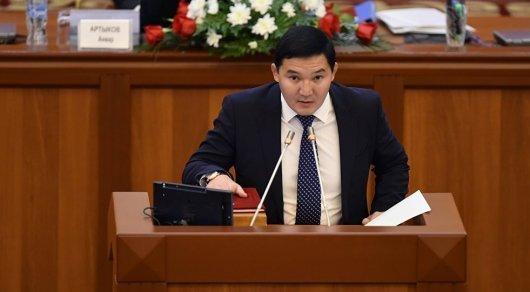 Уарестованного вКазахстане депутата парламентаКР выявили двойное гражданство