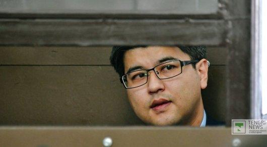 Куандык Бишимбаев подал ходатайство о смягчении условий содержания
