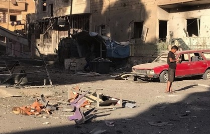 Международная коалиция подсчитала убитых ею мирных сирийцев