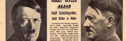 Жительницу Актау возмутила фотография Гитлера в одном из увеселительных заведений города