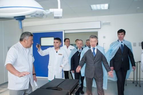 На базе БСМП Семея в 2018 году планируют открыть новый центр политравмы и ортопедии