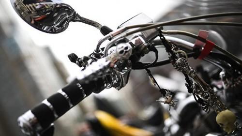 Ученые рассказали об опасности выхлопных газов мотоциклов