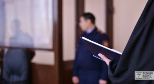 Замакима Кентау получил срок за взятку
