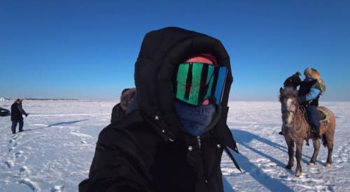 Популярный российский блогер снял видео об Астане