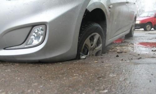 Водитель, наехавший на открытый люк, отсудил у Костанай-Су ущерб