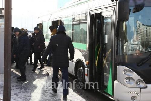 Саморегулирование в сфере общественного транспорта предлагают создать в Алматы