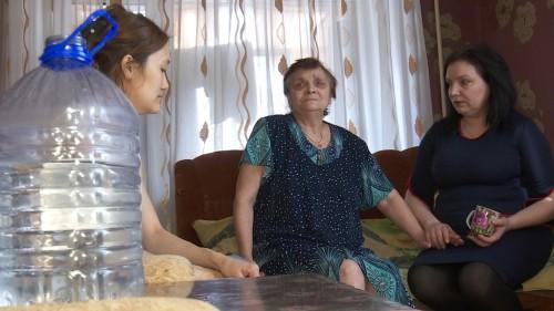 В Костанае жильцы будут судиться с соседкой, из-за которой они остались без воды