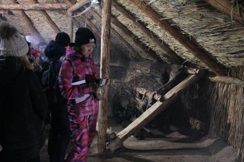Боралдайские сакские курганы показали общественности