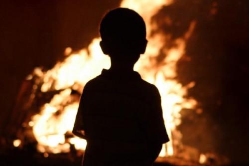 Оставшийся дома 5-летний мальчик успел сообщить о пожаре родителям в Костанае
