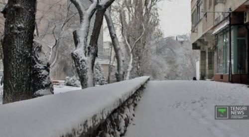 Дождь в Алматы - синоптики рассказали, когда ждать весну