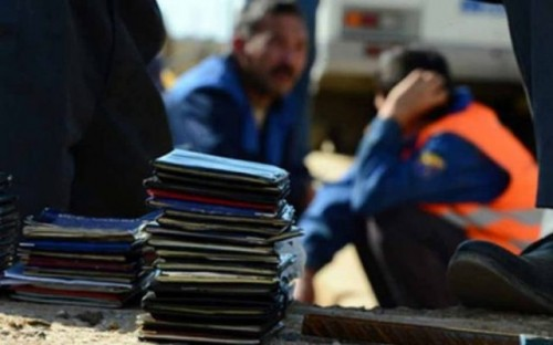 Незаконно работавших мигрантов выявили в Костанайской области
