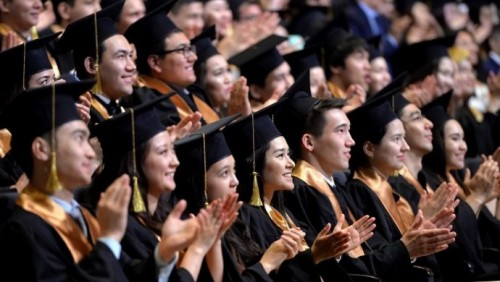 Глава Нацбанка призвал казахстанцев копить на образование детей