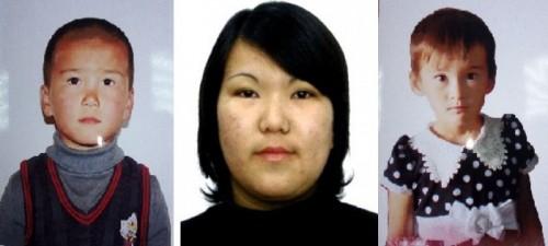 Мать с двумя детьми без вести пропали в Актюбинской области