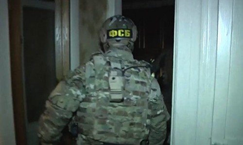 ФСБ предотвратила теракт в Петербурге