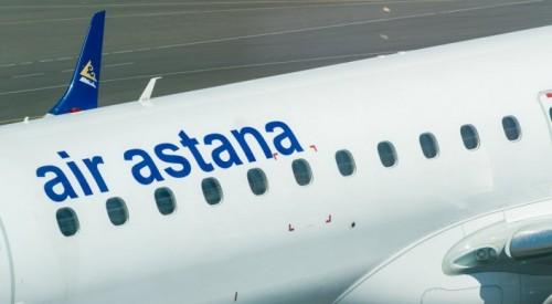 """Вылетевший из Дели самолет """"Эйр Астаны"""" развернули обратно в аэропорт"""