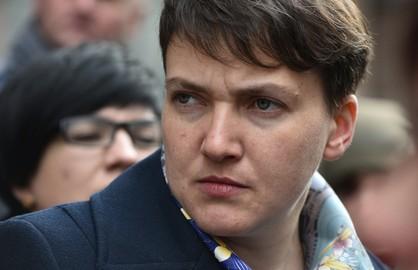 Савченко обвинили в бегстве в Россию