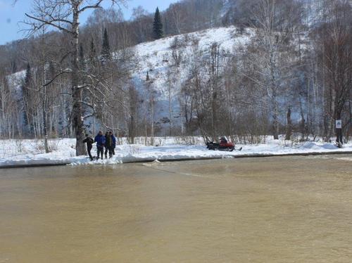 Под угрозой подтопления оказались еще два села в ВКО
