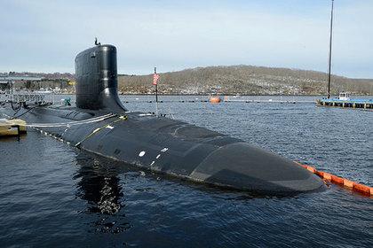 США приняли на вооружение новую атомную подлодку