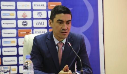 Самат Смаков: Если не найдем спонсоров, то «Актобе» может быть объявлен банкротом