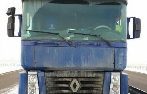 Сообщение о смерти водителя на трассе распространяют костанайцы через мессенджеры