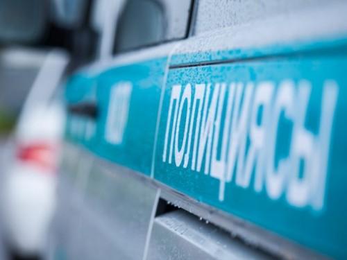 Смерть водителя на трассе подтвердили в ДВД Костанайской области