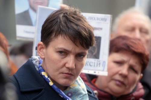СМИ: Савченко хотят обвинить в подготовке военного переворота на Украине
