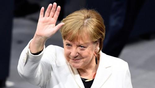 Меркель стала канцлером в четвертый раз