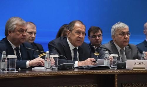 О чем договорились главы МИД стран-гарантов по Сирии