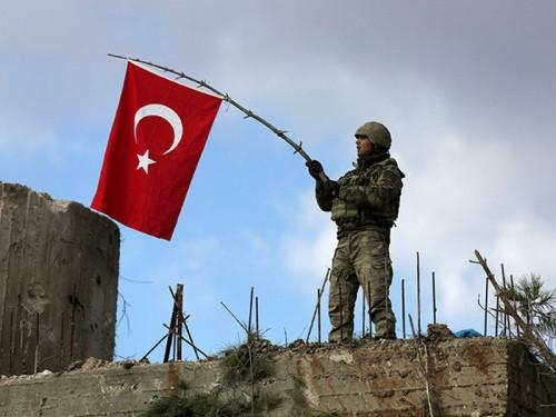Президент Турции объявил об освобождении сирийского города Африн от террористов