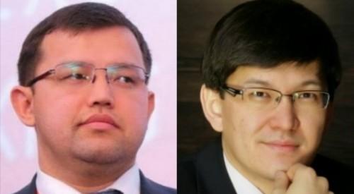 Олжас Худайбергенов и Дармен Садвакасов разделили бизнес