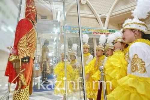 Наурыз празднуют в Центральном музее Алматы
