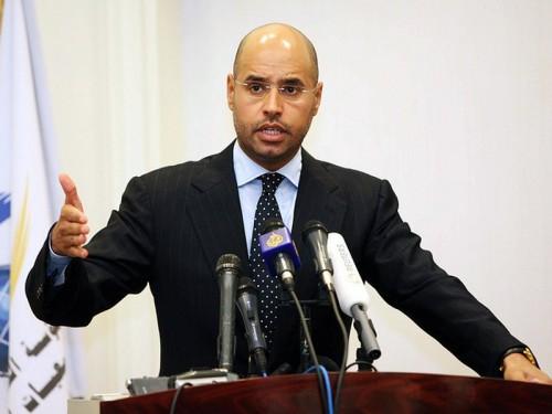 Сын Муамара Каддафи выдвинул свою кандидатуру на пост президента Ливии