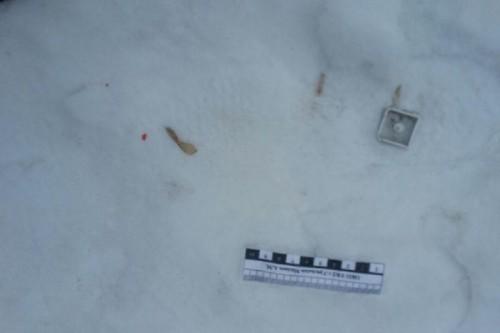 Тело обнаженной женщины нашли в снегу в Уральске