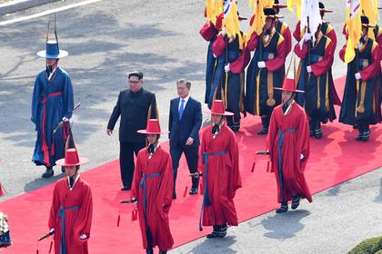Ким Чен Ын пообещал не будить президента Южной Кореи ракетными запусками