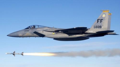 США запустили более 100 ракет по Сирии