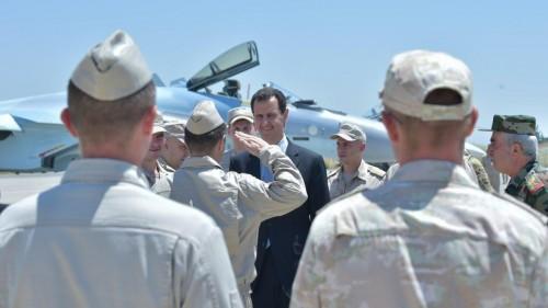 Теперь мы видим, кто отстает: Асад после удара в Сирии заявил о превосходстве советского оружия над американским