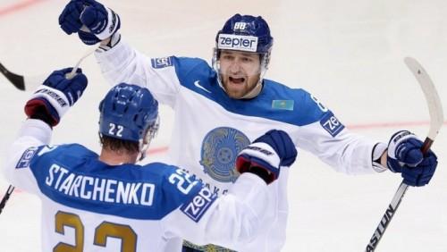 Сборная Казахстана по хоккею обыграла будущего соперника по ЧМ