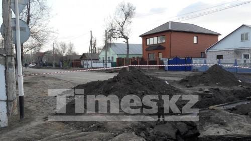 В Актобе начинается массовый ремонт дорог