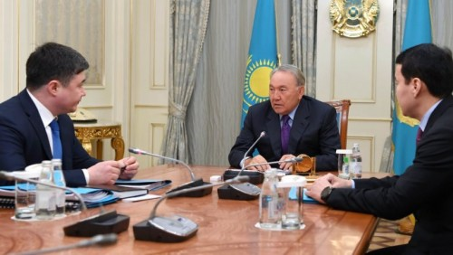 Назарбаев: Все меры должны осуществляться на благо экономического развития