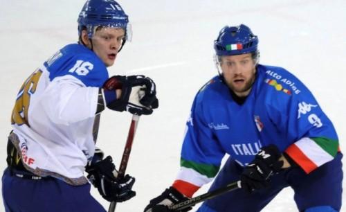 Сборная Казахстана по хоккею проиграла Италии