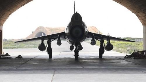 Ракеты по авиабазе Шайрат выпустил Израиль, сообщили СМИ