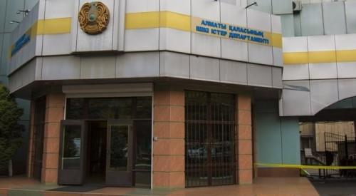 Командир полка дорожной полиции задержан в Алматы
