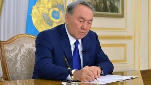 Президент произвел кадровые перестановки в Вооруженных силах РК