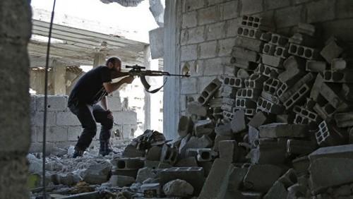 Источник: боевики хотят создать на юге Сирии автономию под патронажем США