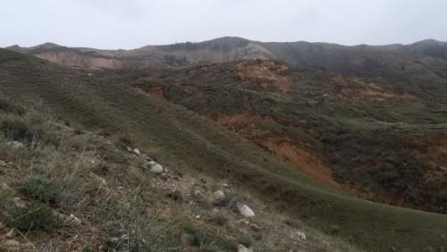 В Алматинской области обнаружили сдвиг горной массы