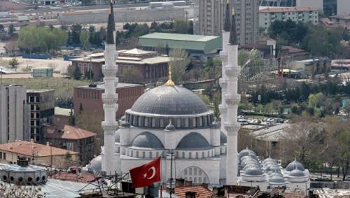 Турция вывела из США свой золотой запас