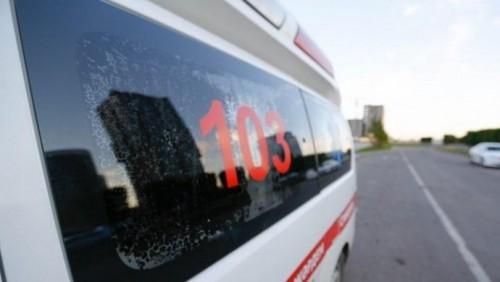 На трассе в Жамбылской области погибли двое пассажиров автобуса